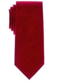 ETERNA Krawatte rot kariert