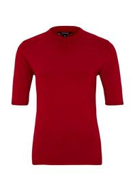 PULLOVER KURZARM, red