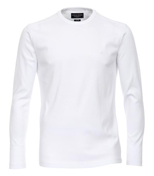 Longsleeve T-Shirt Rundhalsausschnitt