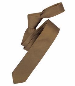 Venti Krawatte Einheitsgröße - Gelb - 100% Seide