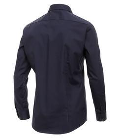 Venti Hemd Body Fit Größe 44 - Dunkelblau - 100% Baumwolle