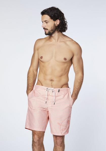 LAZY LEFT Men, Swim Shorts, Regular Fit