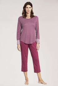 Py, 1/1 sleeve, pants 7/8, round ne - 16415/Blush