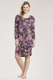 Nd, 1/1 sleeve, round neck - 16401/Elastic Flower