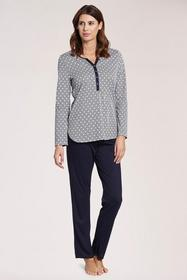 Py, 1/1 sleeve, pants 7/8, button p - 16561/Stiped