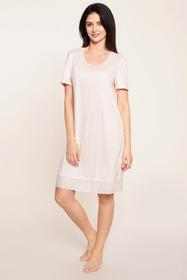 Nd,1/2 sleeve, round neck, Apricot