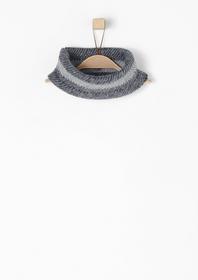 SCHAL - 58X9/dark blue knit
