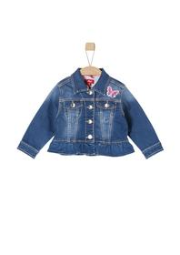JACKE, blue denim stretch