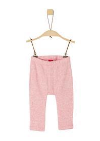 LEGGINS, pink melange