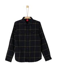 HEMD LANGARM - 99N3/black check
