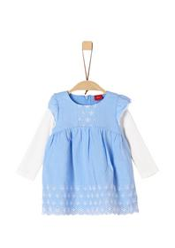 KLEID KURZ - 53N0/blue check