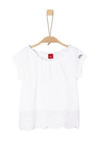 Fabric Mix-Shirt