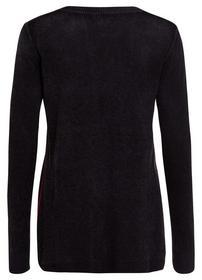 Pullover mit Frontdruck