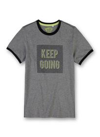 T-shirt - 1575/platin mel