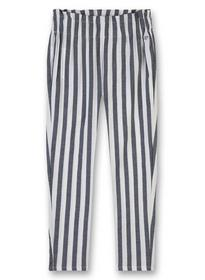 Trousers woven