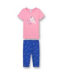 Pyjama short - 3950/scampi