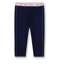 Leggings capri - 5377/new navy