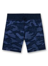 K San Athleisure Blue Pant/Short
