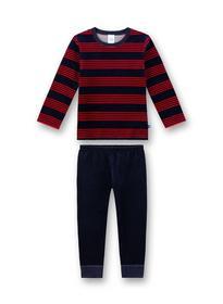 Pyjamalong - 3101/karmin