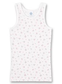 Shirt w/o sleeves allover - 1427/broken whi