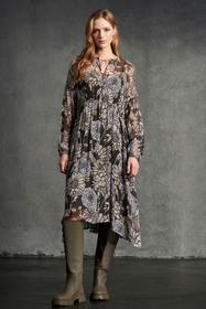 Kleid mit Flower-Print