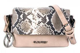 Handtasche Claudy No.1 mit Überschlag
