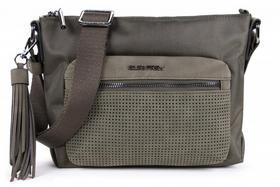Handtasche Daggy No.1 mit Reißverschluss
