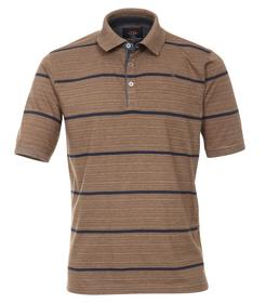Polo-Shirt gemustert