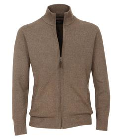 CASAMODA Strickjacke unifarben