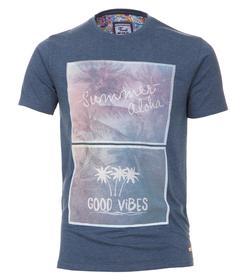 Venti T-Shirt Größe M - Blau