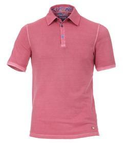 Venti T-Shirt Größe L - Rot - 100% Baumwolle