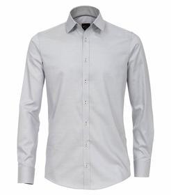 Venti Slim Fit Größe 38 - Grau - 100% Baumwolle