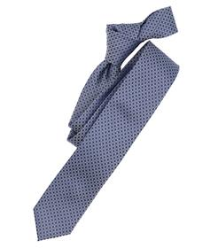 Venti Krawatte Einheitsgröße - Blau - 100% Seide