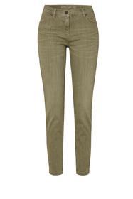 Perfect Shape Skinny - 654/safari green authentic