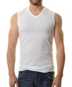 Bodywear V-Neck 2er Pack