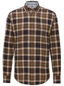 Soft & Lightweight Check Flannel, B.D., 1/1