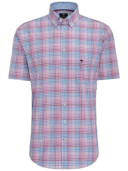 Coloured Combi Shirt, B.D., 1/2