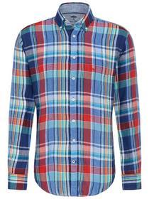 Linen Combi Shirt, B.D., 1/1