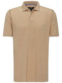 Polo, Basic, Linen Blend