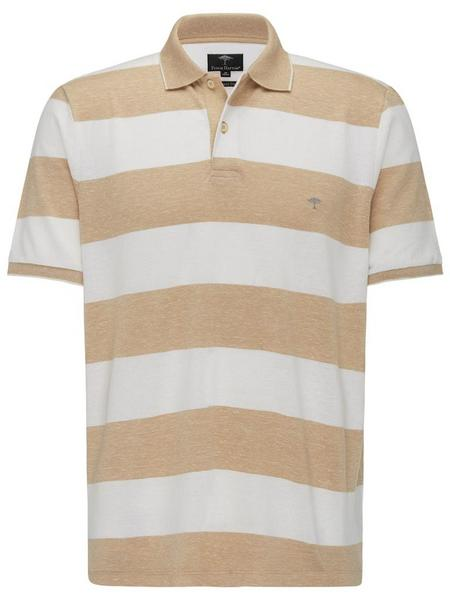 Polo, Blockstripe, Linen Blend
