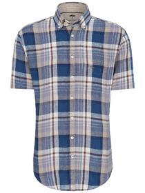 Linen Combi Shirt, B.D., 1/2