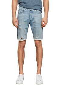 Denim-Shorts