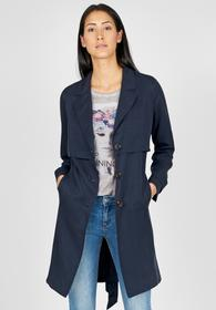 Trenchcoat Carla - night blue