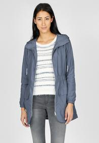 Leichte Parkajacke Chrissi - manor blue