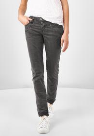 Brushed Slim Fit Hose Pit - pride grey