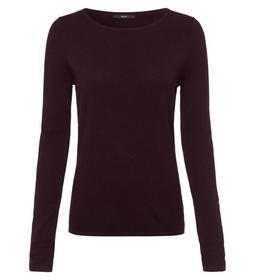Pullover mit strukturierter Oberfläche