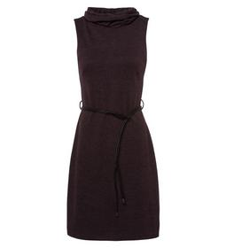 Kleid Jacquard mit Gürtel