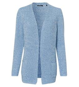 Cardigan, open Style, attached pock
