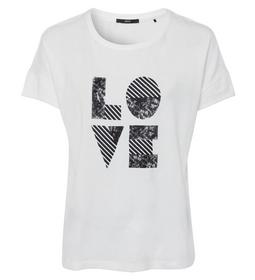 Jersey T-Shirt loose fit placement