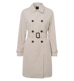 Trench coat, peached